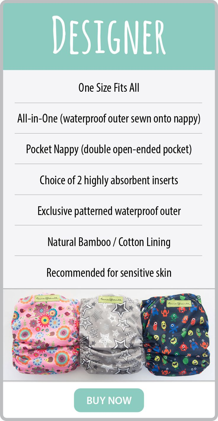 We've been hard at work creating new products and choices for our loyal Fancypants customers.  We now offer our much loved and trusted Fancypants nappies in 3 different ranges: Our Basics, Originals, and Designer ranges.  ALL OUR NAPPIES feature the same distinctive Fancypants design (All-in-one design with our double open-ended pocket) which has made us …
