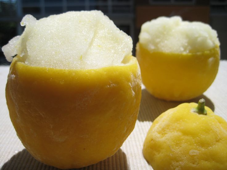 lemon italian ice recipe - Bing Images