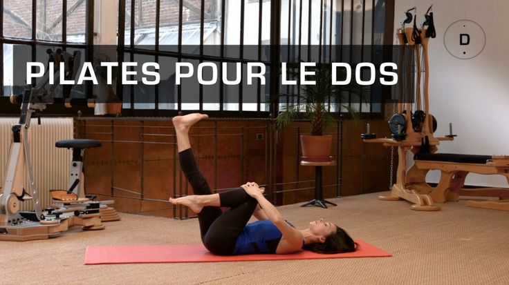 Véréna Tremel, professeur de Pilates, vous propose une séance de Pilates pour…