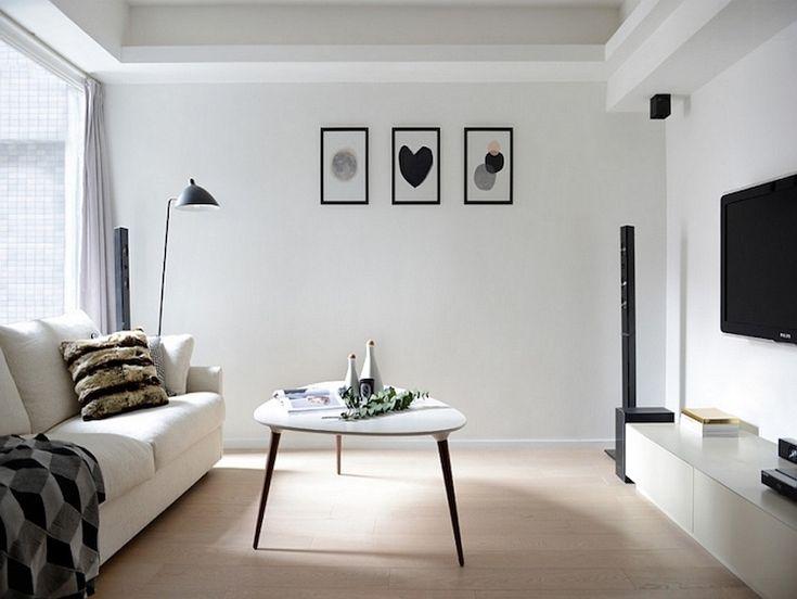 1054 melhores imagens de salon moderne no pinterest for Style minimaliste