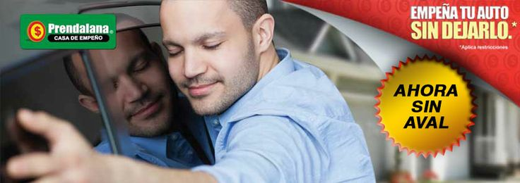 En Prendalana puedes empeñar tu auto sin dejarlo. ¿Qué esperas? Ven a la mejor casa de empeño de todo México. #Empeños #Auto #LanaExtra #Préstamo #Dinero