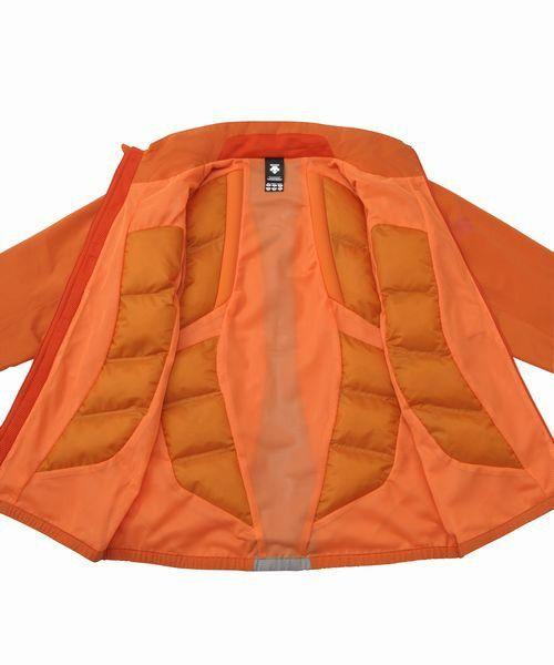 DESCENTE(デサント)の「SMART PADDING HC JACKET / スマートパディングHCジャケット(ナイロンジャケット)」 詳細画像
