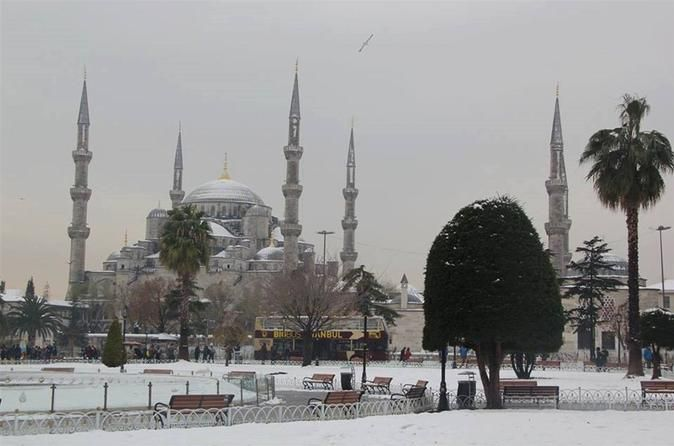 Top Sites Of Istanbul: Half Day Small-Group tour The best choice for any first timer, Top sites of Old Istanbul, is a half-day, small group tour. Discover what has made Istanbul such a majestic and historically significant city by hitting all of the hot spots and then some!The best choice for any first timer, Top sites of Old Istanbul, is a Half-day, small group tour. Discover what has made Istanbul such a majestic and historically significant city by hitting all of the hot sp...