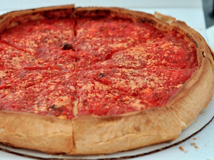 The top 10 pizza cities in America in A Slice of Life curated by Sara Olstad