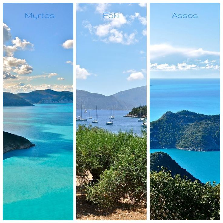 Views of Kefalonia