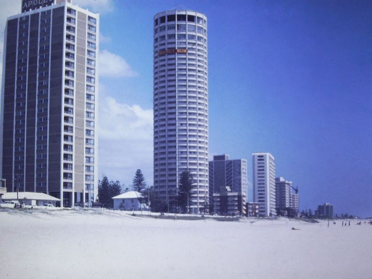 Focus Apartments, Open for Inspection, Surfers Paradise 1977