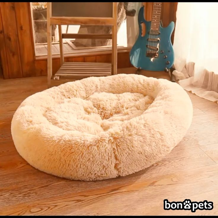 Bonapets soothing pet bed video pet bed cool dog