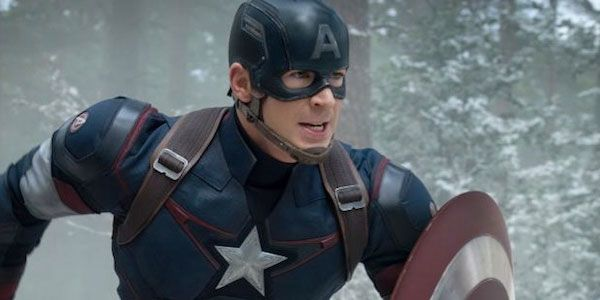 Did an action figure give away Captain America's new shield?