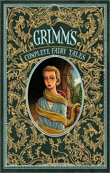 Grimm's Complete Fairy Tales (Barnes & Noble Leatherbound Classics) My very first book purchase was Grimm's $.25 at a yard sale when I was 10 - would like to upgrade to this edition.