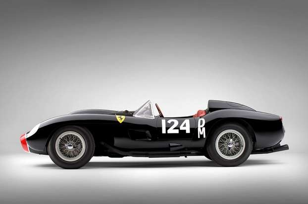Ferrari 250 Testa Rossa del 1957. http://www.nuvolari.tv/news/auto-d-epoca-piu-costose