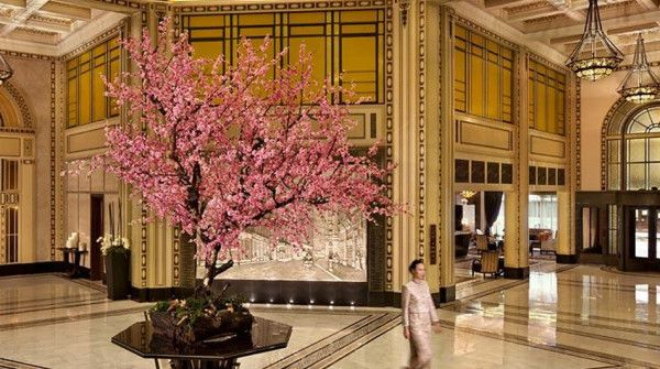 China | Shanghai – Fairmont Peace Hotel