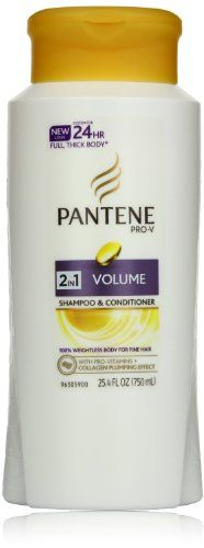 Pantene ProV Sheer Volume 2 in 1 Shampoo  Conditioner 2540 oz Pack of 6 >>> Visit the image link more details.(This is an Amazon affiliate link and I receive a commission for the sales)