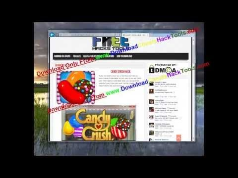 Candy Crush Cheats Hack Tool / Generate Unlimited Resources [Tested Latest Version]