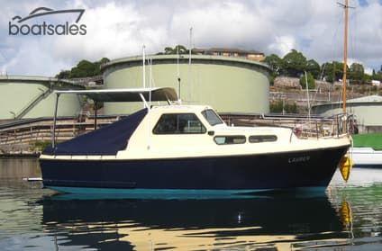 Used 1985 Roberts Longboat Bay Cruiser Boat For Sale - boatsales.com.au