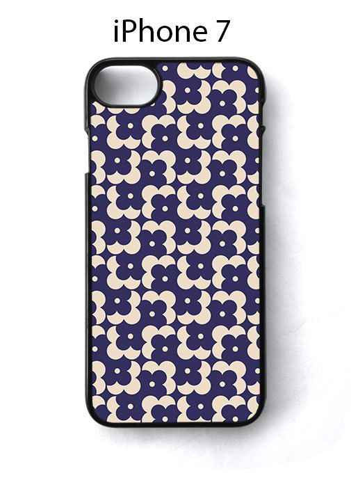 Flower Purple Mosaic Geometric iPhone 7 Case Cover - Cases, Covers & Skins