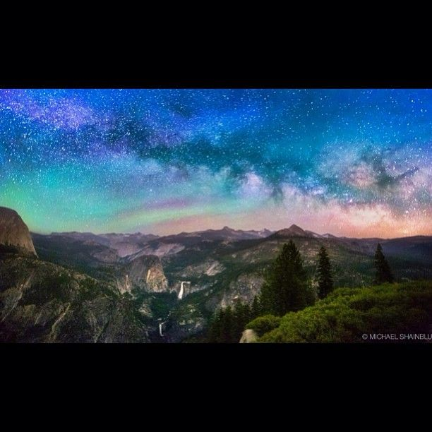 """""""Lucid Dreams"""" Yosemite feels like something out of a dream, it is hard to put into words just how amazing the place is. I have been to some pretty cool places. Yosemite has a magical essence that is beyond anything I have seen or felt before. Washburn Point is similar to Glacier Point and is one of my favorite spots around the park, really exemplifying the true meaning of """"Epic View."""" In the image, you can see part of Half Dome on the far left of the photograph. You can also see Nevada and…"""