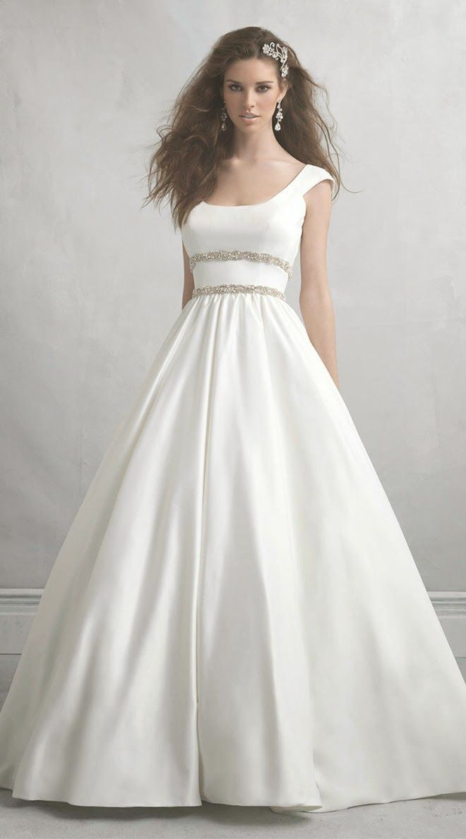Allure Bridals Madison James Collection | bellethemagazine.com