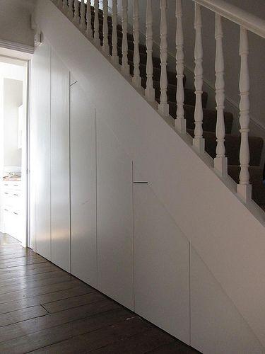 Best 25 under stairs cupboard ideas on pinterest Garage loft stairs
