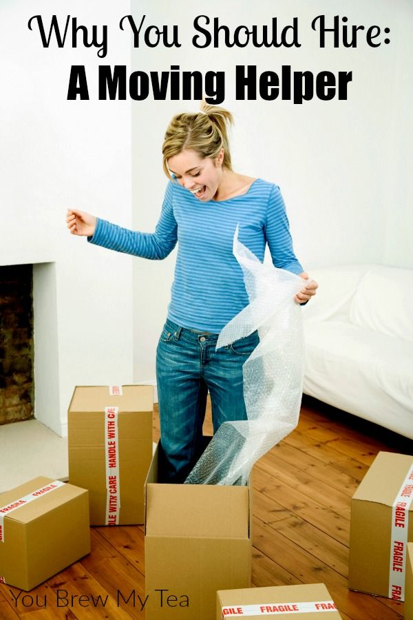 Moving Helper for your next move is a great investment! Don't miss our reasons…