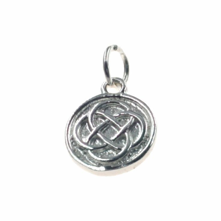 Buy our Australian made Celtic Knot Charm - SA-SACP616 online. Explore our range of custom made chain jewellery, rings, pendants, earrings and charms.