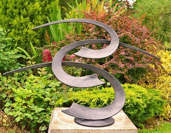 Gartenskulptur Gartenskulptur Metallkunst Zeitgenossische Gartenskulptur Modern Gartenskulptur Skulpturen Metallkunst Skulptur