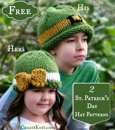 St Patricks Day Hat #1 C