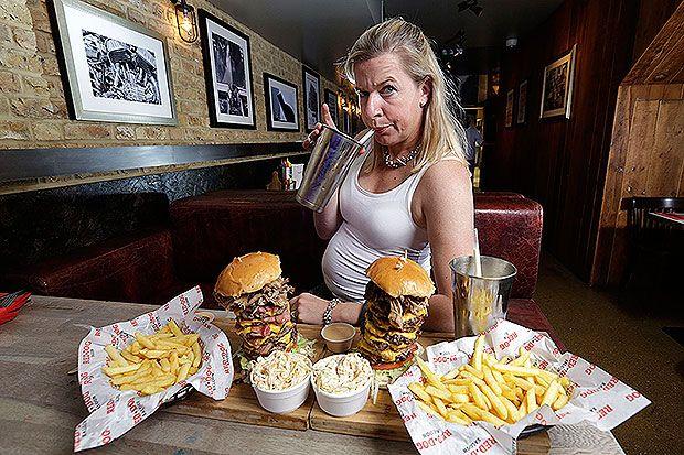 Le persone sovrappeso mangiano tanto? | Dieta, fitness e ...