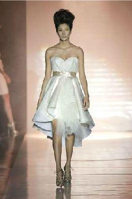 Robe de mariée David Fielden – Collection Sposa 2010 – Modèle 6943