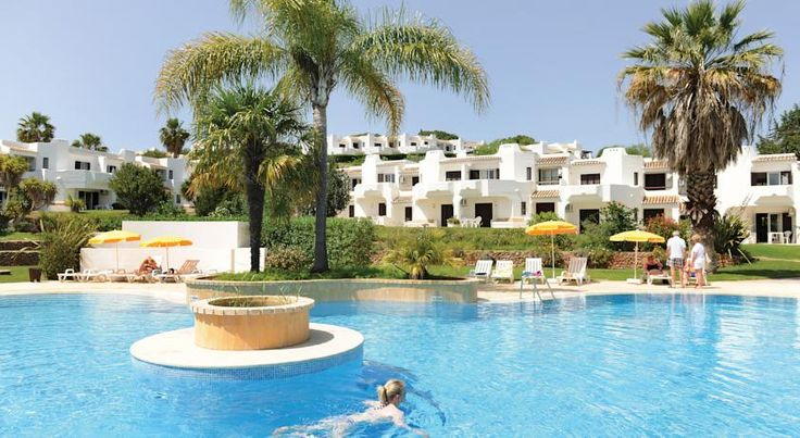 Clube Albufeira Resort Algarve Apartamentos Turísticos - Albufeira