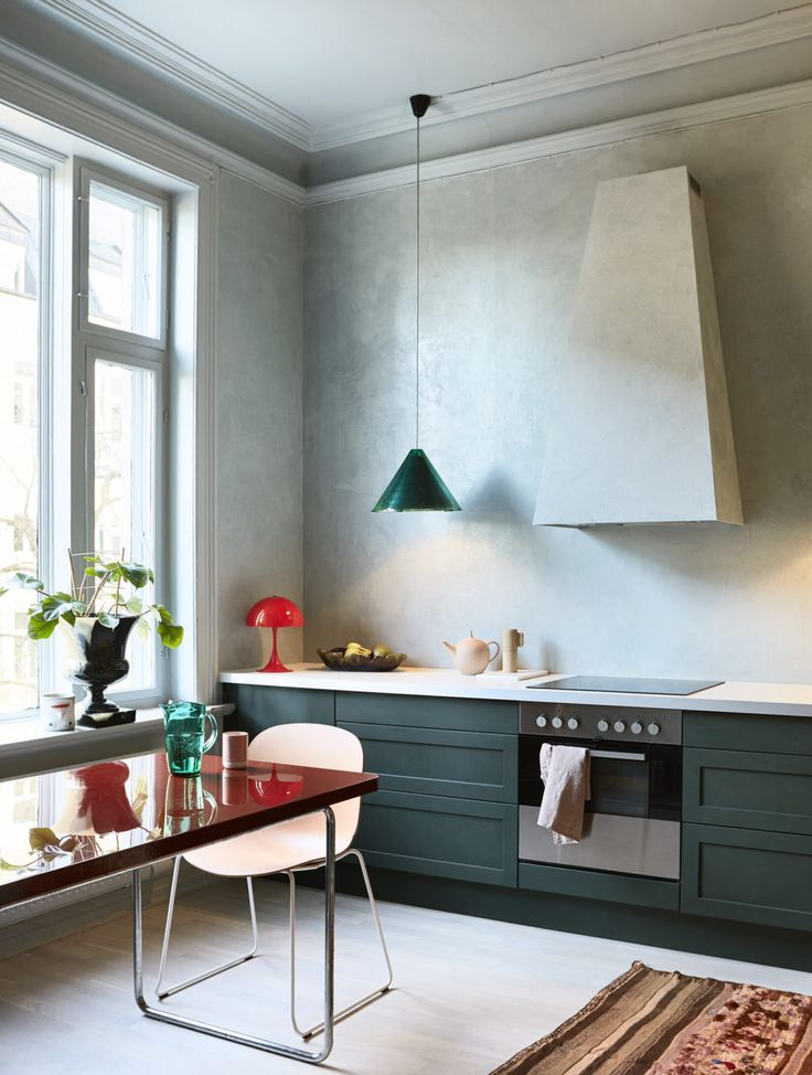 Creative direction and colour design by Dagny Fargestudio for the Dutch paint brand Pure&Original. Read more about the prosject here. Styling: Kirsten Visdal Photo: Margaret de Lange