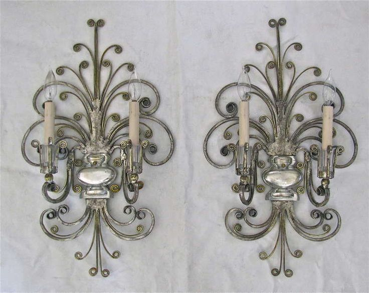 463 best lighting wall sconce images on pinterest appliques frenchstylewallsconces home furniture lighting wall lights aloadofball Images