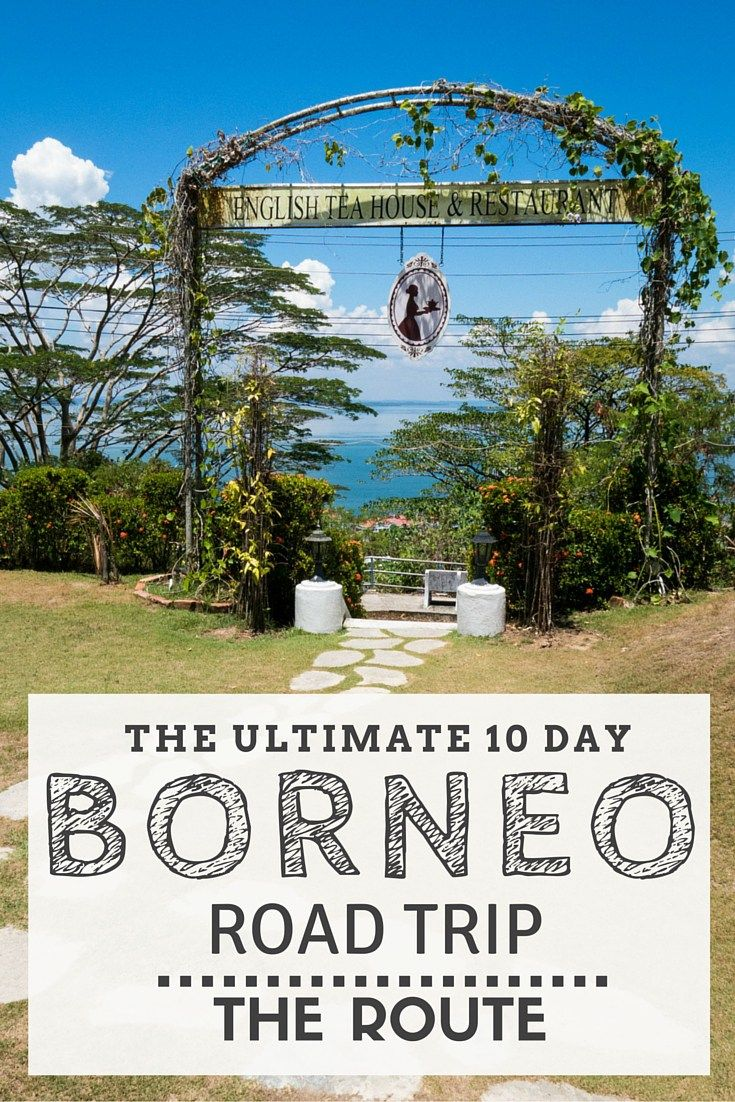 The Ultimate 10 Day Borneo Road Trip: The Route http://finelinedrivingacademy.co.uk