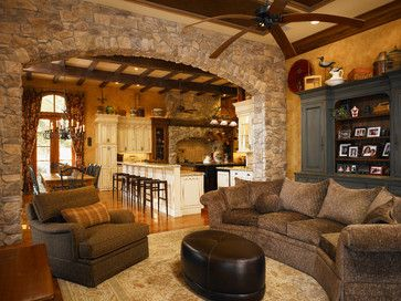 tuscan decorating ideas | Tuscan Style Living Rooms Design Ideas, Pictures, Remodel, and Decor