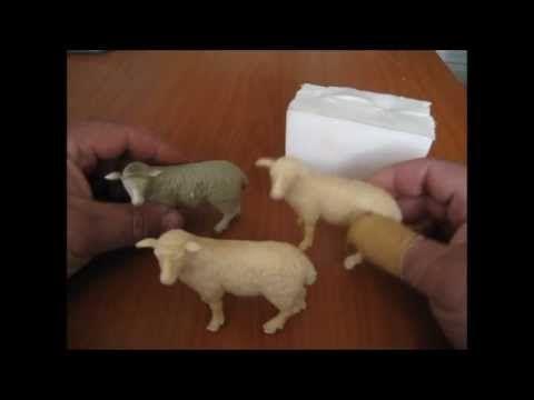 Mis puntadas preferidas: Cómo hacer moldes de silicona