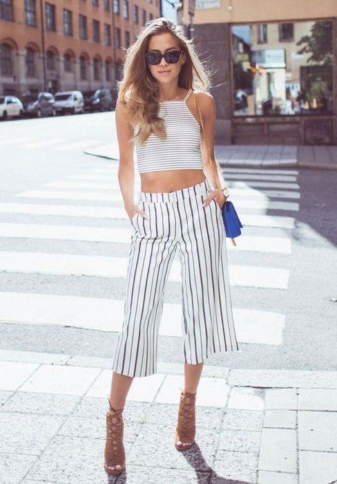 20 Looks with Swedish blogger Kenza Zouiten Glamsugar.com Kenza Zouiten