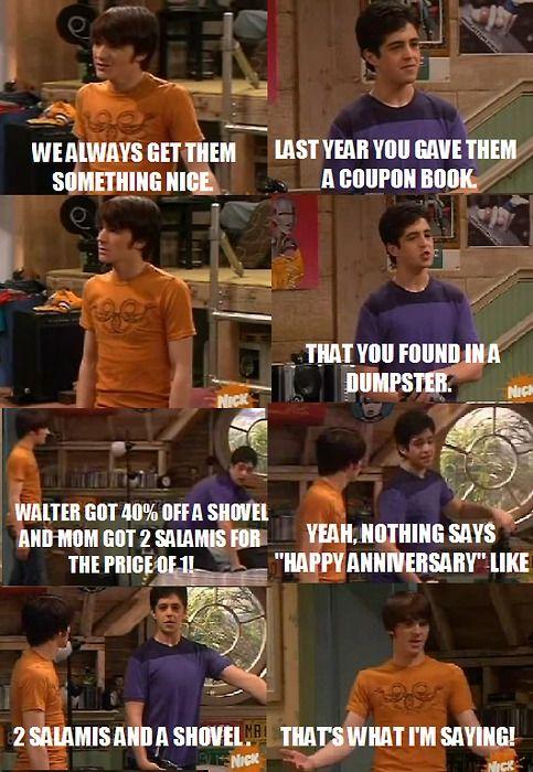 Only Drake and Josh! Hahahaha!