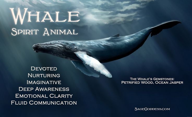Whale spirit totem                                                                                                                                                                                 More