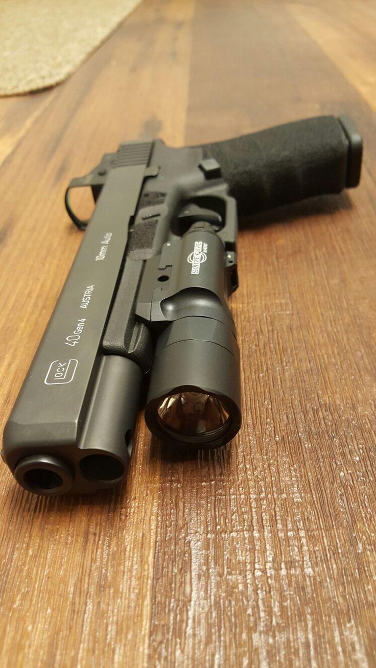 Glock 40 Mos Holster
