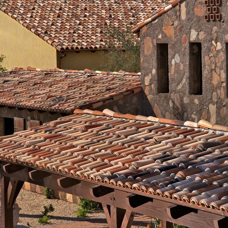 13 best images about boral roofing clay tile on pinterest for Spanish clay tile roof