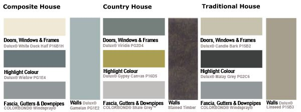 1000 Images About Arch Elements Colorbond On Pinterest