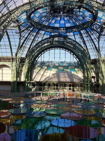 Monumenta Daniel Buren - Grand Palais