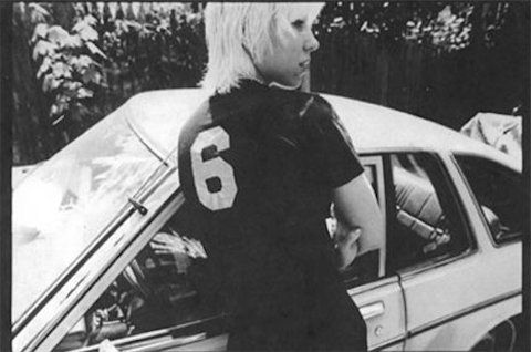 Cynthia Connolly, '90s-Era Postcards of D.C. Punk Luminaries and Their Cars