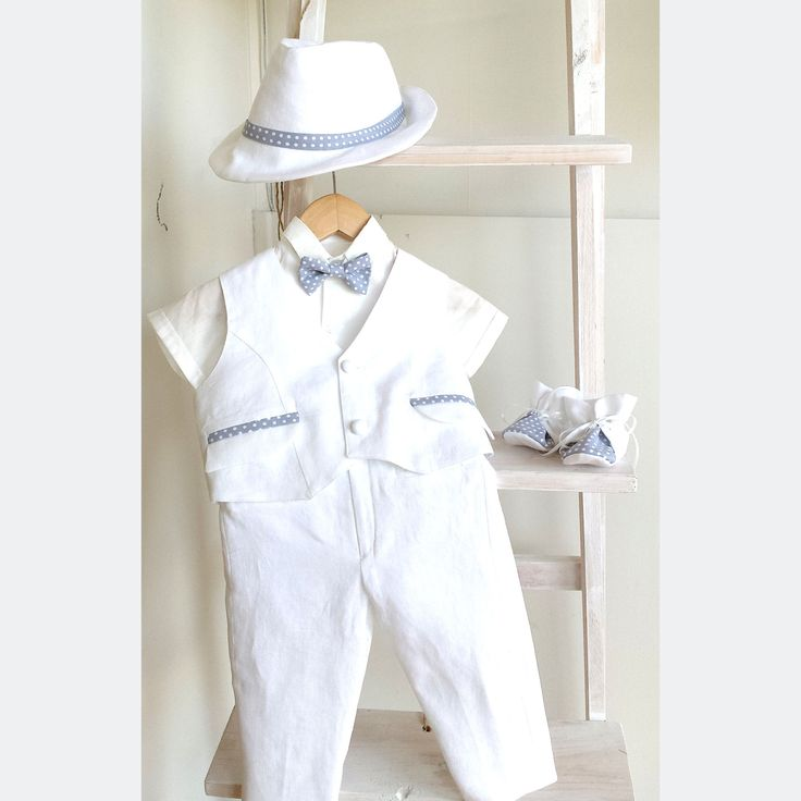 1000 Ideas About Boy Christening Outfit On Pinterest