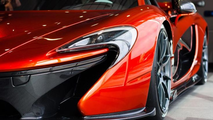 Free HD Wallpapers for your computer: McLaren P1 Red