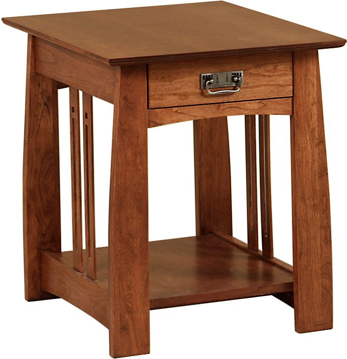 mission style end table plans woodworking projects plans