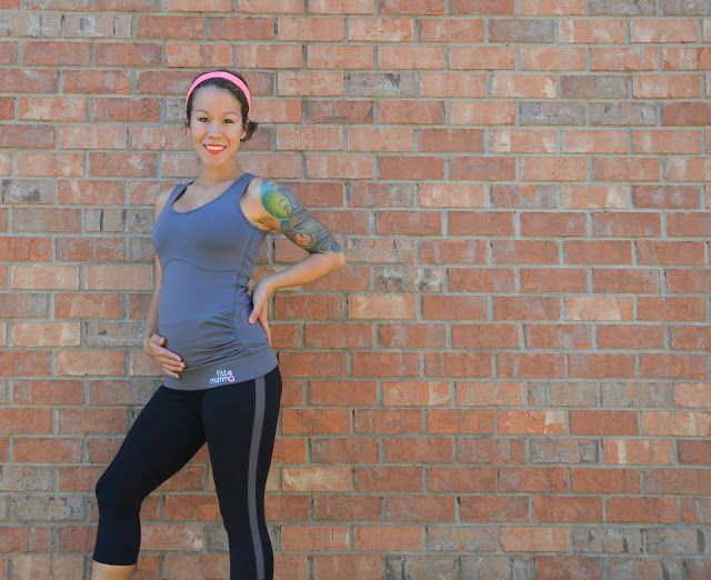 Why I Love FittaMamma Maternity Activewear!
