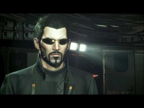 Deus Ex Mankind Divided Ep. 11: Golem City