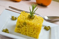 Yellow Saffron rice recipe