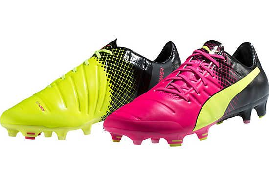 On sale at SoccerPro right now. Puma evoPOWER Tricks.