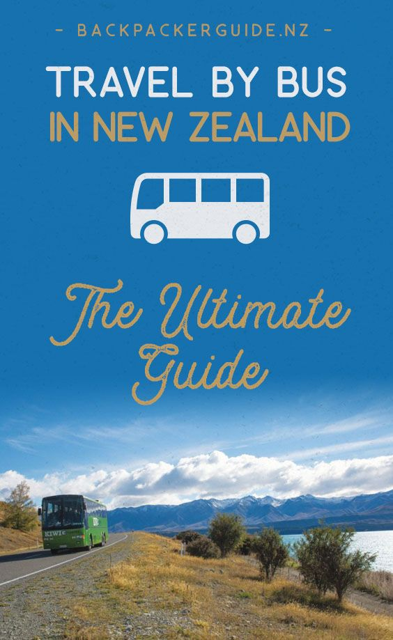 Everything you need to know about travelling by bus in New Zealand.  Which bus should you take to travel New Zealand? Travelling by bus is a super popular way to see the country. So popular, in fact, that there are three different ways travel New Zealand by bus! We'll go through them all extensively in this ultimate guide to travelling by bus in New Zealand!